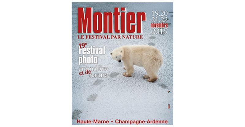 Mon stand au Festival Photo de Montier en Der